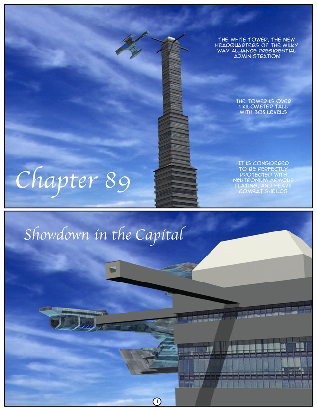 Chapter 89 Showdown in the Capital