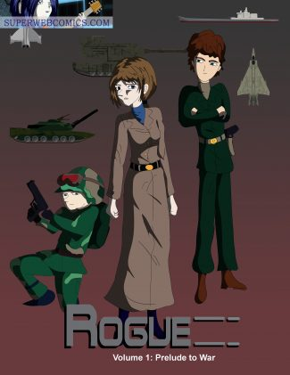 Rogue Volume 1: The Invasion of Fetz (Chapters 1 thru 5)