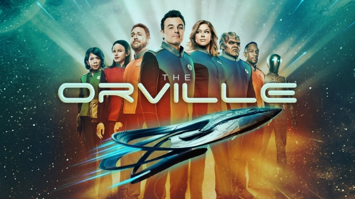 The Latest Episode of The Orville