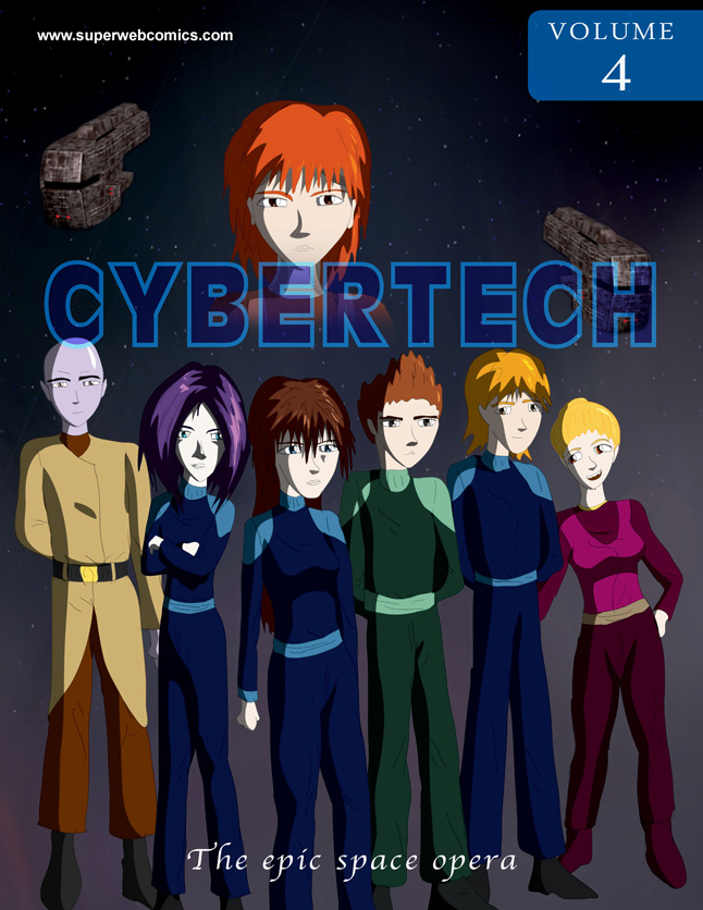 Cybertech Chapter 027 to 038 (V05) Digital Download