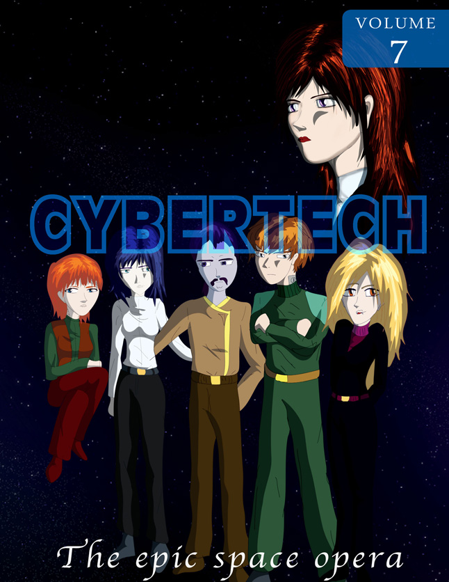 Cybertech Chapter 072 to 089 (V10) Digital Download