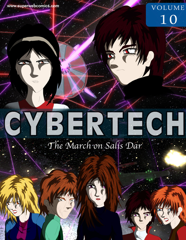 Cybertech Chapter 090 to 100 (V11) Digital Download