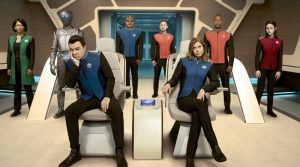 Just Watched The Orville