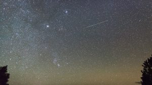 Orionid Meteor Shower Tonight