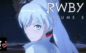 RWBY Volume 5 Intro is Pretty Cool