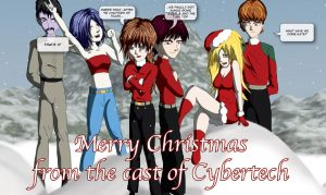 Merry Christmas From the Cast of Cybertech