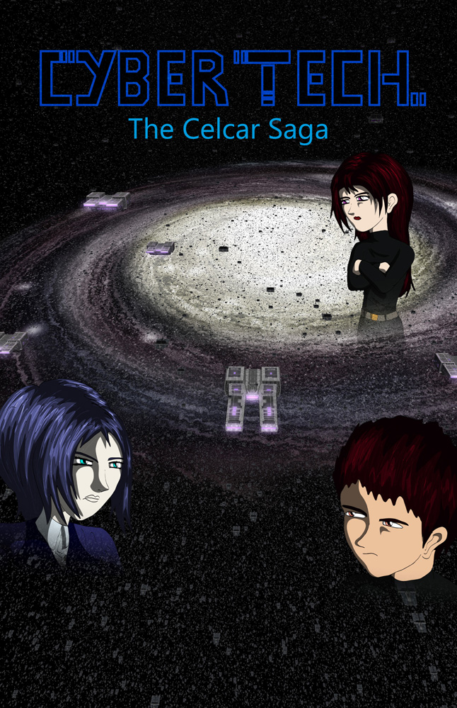 Cybertech The Celcar Saga is truly epic on a universal scale